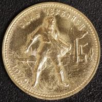 10 Rubel Tscherwonez 1979