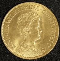 10 G. 1911 Wilhelmina