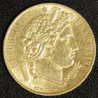 20 Fr. 1851 Ceres