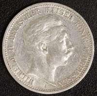 2 Mark Wilhelm II. 1904