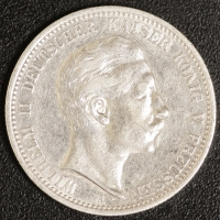 2 Mark Wilhelm II. 1905