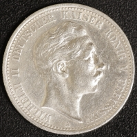 2 Mark Wilhelm II. 1908