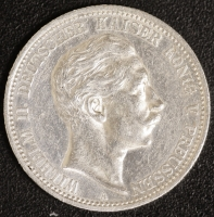 2 Mark Wilhelm II. 1911