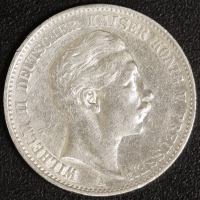 2 Mark Wilhelm II. 1900