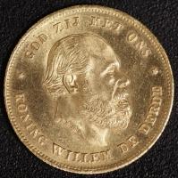 10 G. Wilhelm III 1875