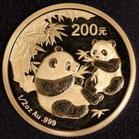 1/2 Oz AU Panda 2006
