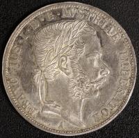 2 Florin 1870 A