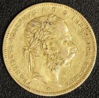8 Florin 1876