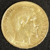 20 Fr. 1859 Napoleon III
