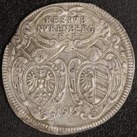 1/2 Guldentaler 1615