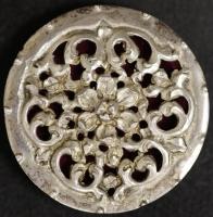Dukatendöschen Silber