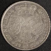Taler 1761 Mannheim