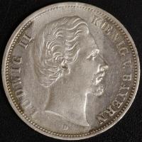 5 M. Ludwig II 1876 ss-vz