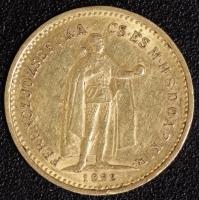 10 Kronen 1892