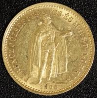 10 Kronen 1908