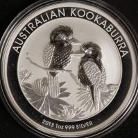 1 Oz Kookaburra 2013