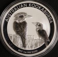 1 Oz Kookaburra 2017