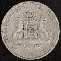 Vereinstaler 1861