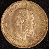 20 Mark Wilhelm II. 1900