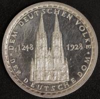 AG-Med. Kölner Dom 1928