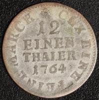 1/12 Taler 1764