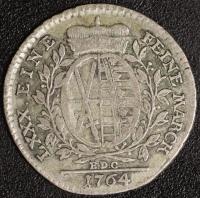 1/6 Taler 1764