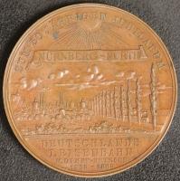 Br-Med. 1885 50 Jahre Eisenbahn