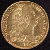 6400 Reis 1756