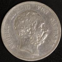 5 Mark Albert 1875