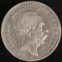 5 Mark Albert 1876