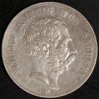 5 Mark Albert 1898