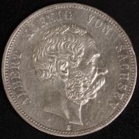 5 Mark Albert 1876 ss+