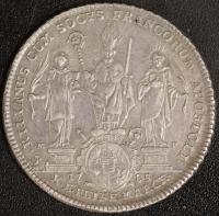 Taler Würzburg 1785