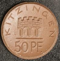 Kitzingen 50 Pfennig 1921