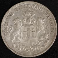 5 Mark Hamburg 1891 ss
