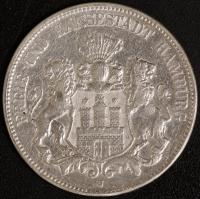 5 Mark Hamburg 1903 ss