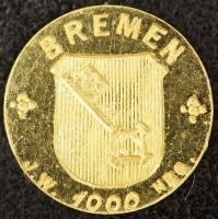 1 Goldmark Bremen