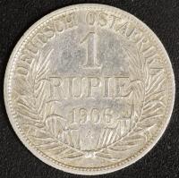 1 Rupie 1906 A DOA