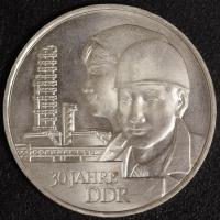 30 Jahre DDR 20 Mark 1979