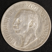 3 Mark Friedrich II 1909