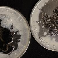 5 $ Maple Leaf 2. Wahl