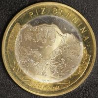 10 Fr. 2006 Piz Bernina st