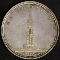 AG.-Med. 1824 Schöner Brunnen
