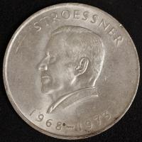 300 G. 1968-73 Sroessner