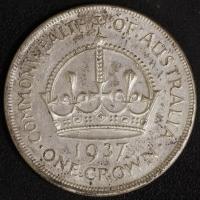 1 Crown 1937