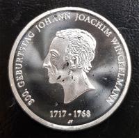 20 ¤ 2017 300. Geburtstag von Johann Joachim Winkelmann vz-st