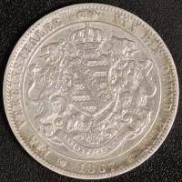 Vereinstaler 1867 ss