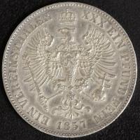 Taler 1857 A