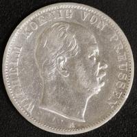 Taler 1870 A Wilhelm