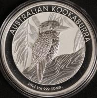 1 Oz Kookaburra 2014